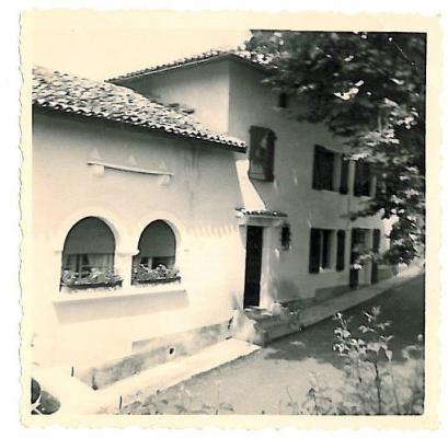 Mairie d'Ayherre - 1963