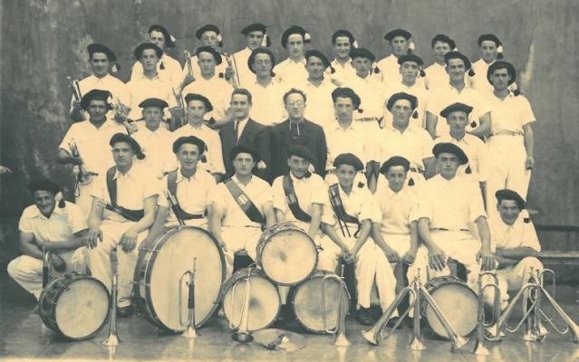 Clique d'Ayherre - 1950