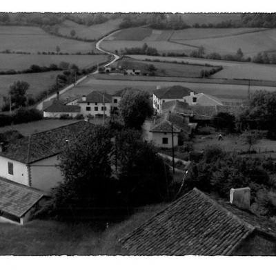 Bourg d'Ayherre - 1963