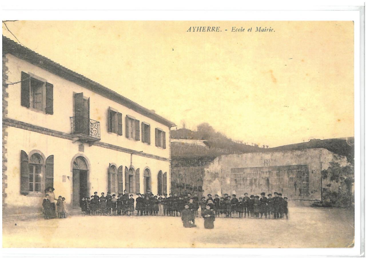 Eskola publikoa - 1900