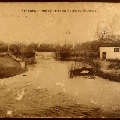 Moulin de Belzuntze - 1944
