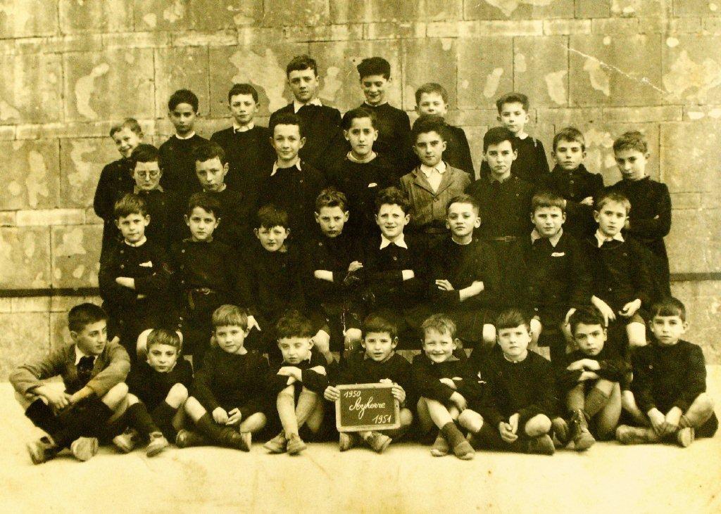 Ecole des garçons - 1950