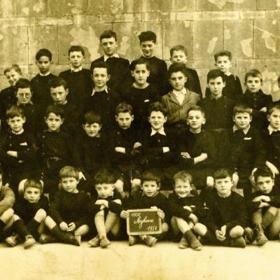 Mutikoen eskola - 1950