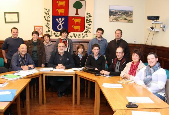Conseil Municipal d'Ayherre