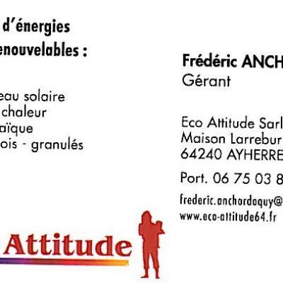 Eco attitude
