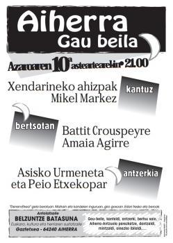 Gaubeila recto