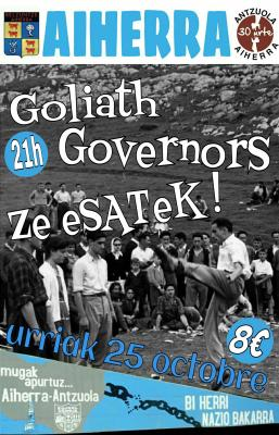 Kontzertu 2014 10 25 goliath governors ze esatek