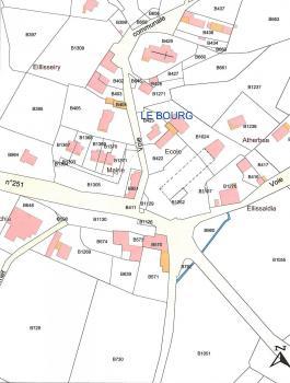 Plan bourg ayherre