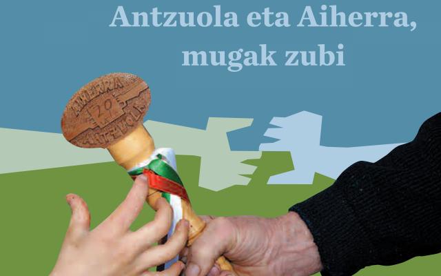 Antzuola eta Aiherra Mugak zubi